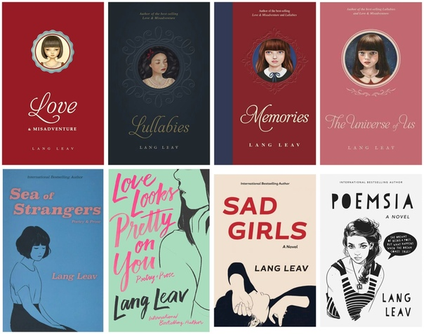 Lang Leav - Love & Misadventure