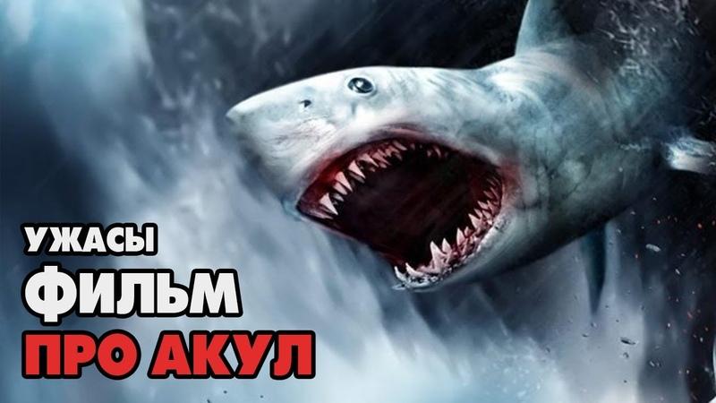 ЭТОТ ФИЛЬМ НЕ ДЛЯ СЛАБОНЕРВНЫХ Империя акул 2017 Фильм ужасов про акул в хорошем качестве HD