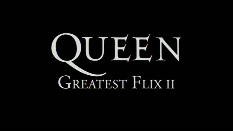QUEEN - The Show Must Go On (Greatest Flix 12 Intro Video)