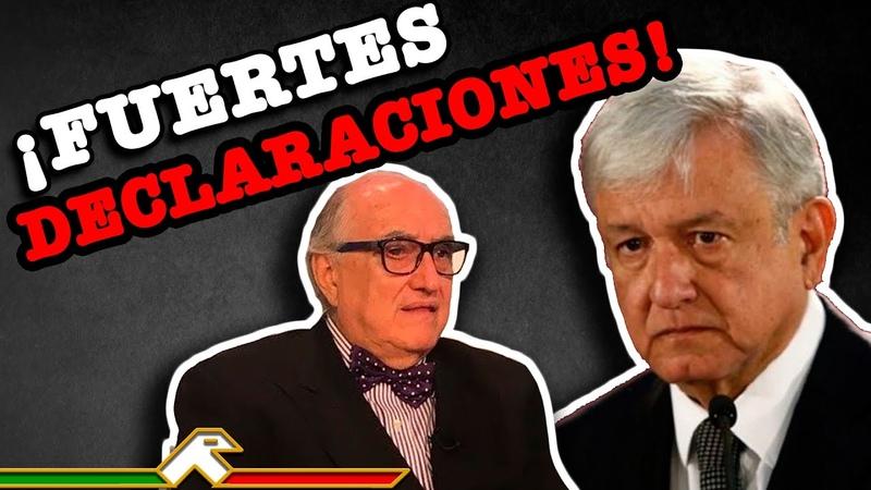Salinas y Empresarios De Monterrey Planean Mandar aAMLO Al Otro Mundo Panista Encabeza Conpiraciones