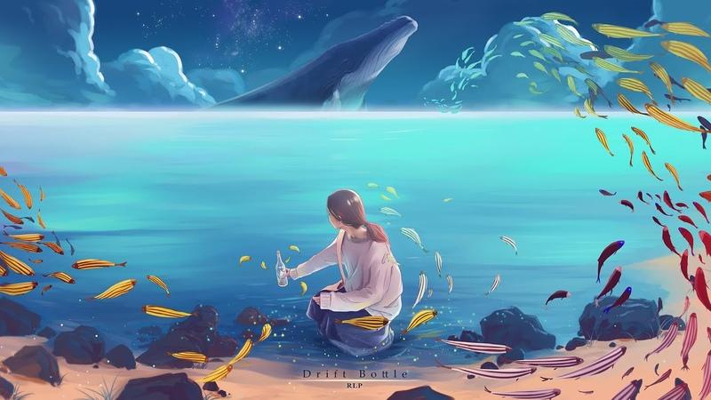 Beautiful Cinematic Music Deep Blue by @Marcus Warner feat Kirsten Horne