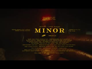 Премьера нового Клипа от : Miyagi & Andy Panda - Minor (Паблик Рэп Бот)