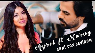 Nuray Aysel - Səni Çox Sevirəm (Yeni Klip 2020)