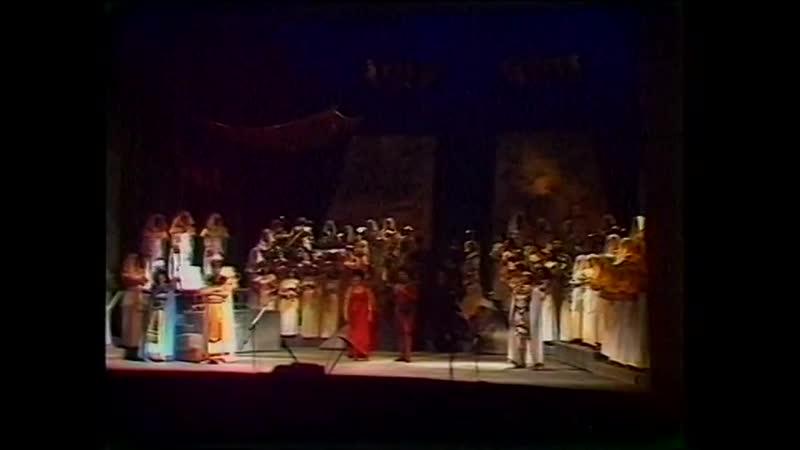 VII Собиновский музыкальный фестиваль ГТРК Саратов 1994 Дневник 2