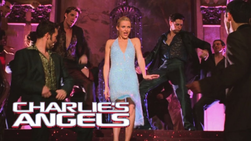 Charlie's Angels 2000 Heaven Must Be Missing an Angel Clip HD