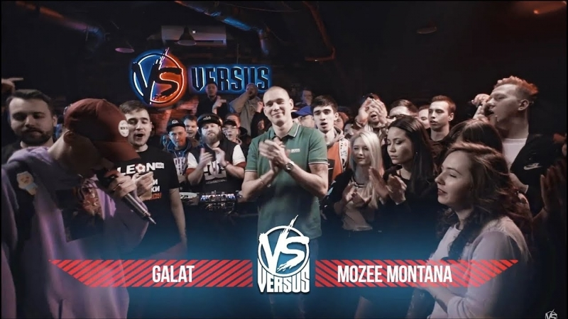 VERSUS BPM Galat VS Mozee Montana