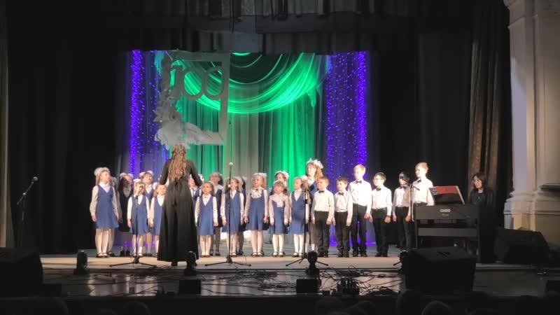Младший хор Мистер жук