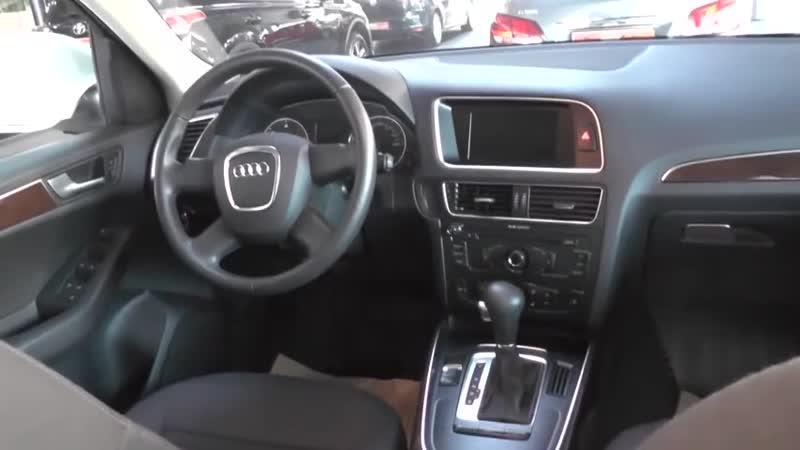 Автоподбор б.у AUDI Q5 за 1.200тр