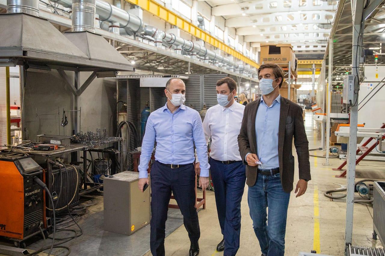 В Таганроге «Лемакс» увеличит производственную мощность почти вдвое
