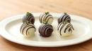 クリームチーズ・チョコトリュフのレシピ ほぼフルバージョン Cream Cheese Chocolate Truffl