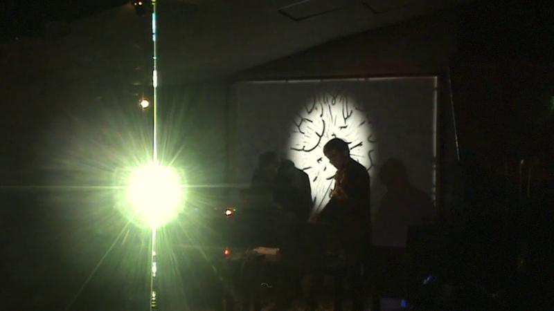 Треугольный Сон Vurt Noiseroom AV Fest Sound Museum ESG 21 13 03 2020