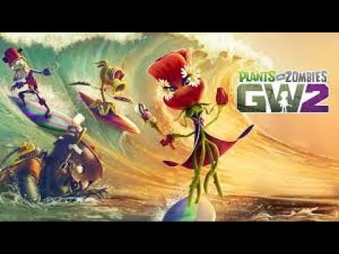 Играю в Plants vs Zombie Garden warfare 2