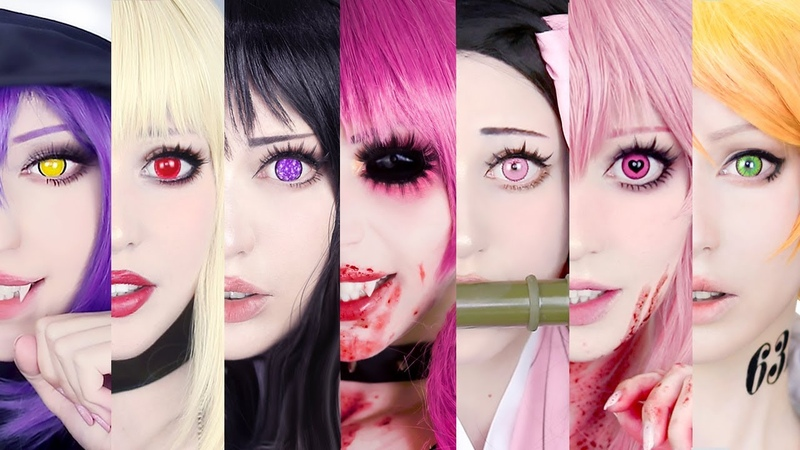 ☆ Review What Circle Lenses for cosplay PART 5 ☆