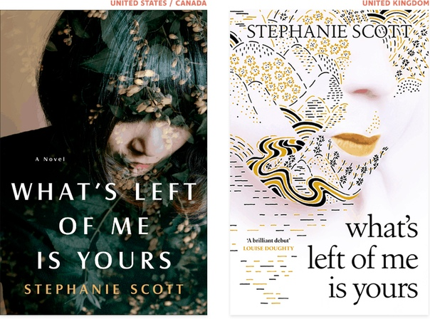 What's Left of Me is Yours - Stephanie Scott