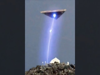 Abducción OVNI captada en video - UFO Abduction Caught on Vid