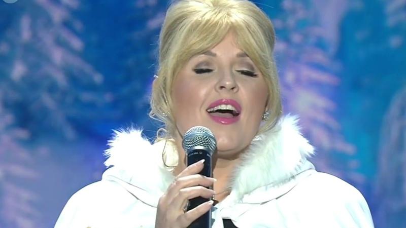 Maite Kelly Es ist Weihnachtszeit Marys Boy Child Carmen Nebel Show