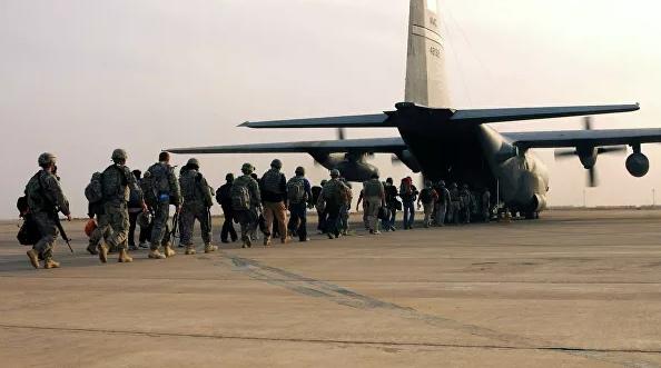 """США могут отправить в Тунис военных """"из-за России"""""""