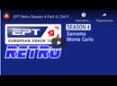EPT Ретро. Cезон 4, часть 4 LIVE