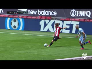 Ла Лига 19-20. 28 тур. Топ-5 сэйвов