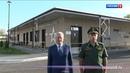 В Пензе открыли инфекционное отделение нового военного госпиталя