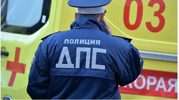 В ДТП с автобусом под Ульяновском пострадали девять детей