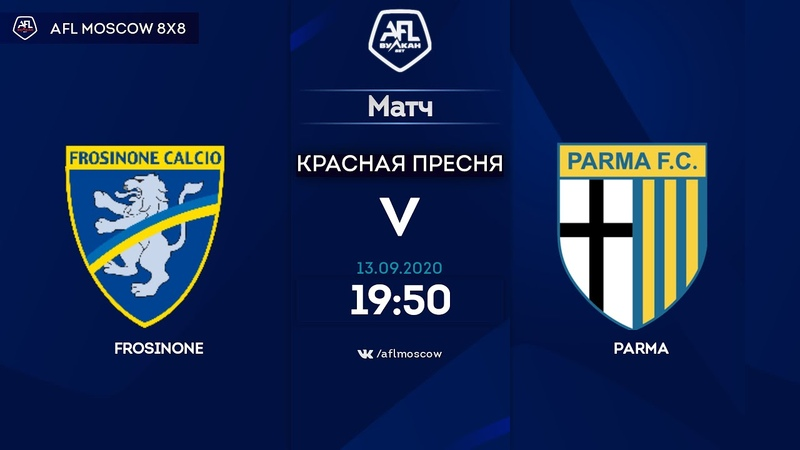 AFL20. Euroleague. C2. Day 8. Frosinone - Parma