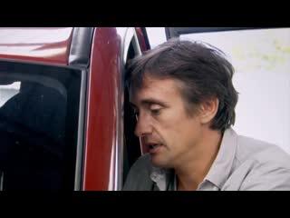 Top Gear - 19 сезон 5 серия - разминирование подушки безопасности