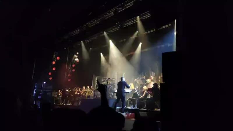 Кипелов с оркестром Дыхание тьмы, Нижний Новгород 2019 г