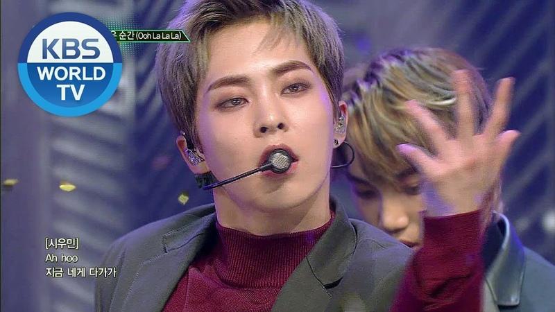 EXO - Ooh La La La (닿은 순간) [Music Bank COMEBACK / 2018.11.02]