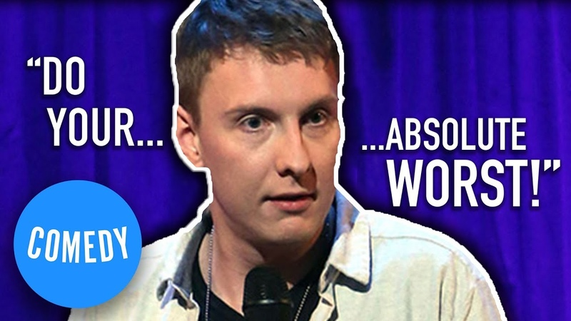 Joe Lycett Vs Scammers THAT'S THE WAY A HA A HA Best Of Universal Comedy
