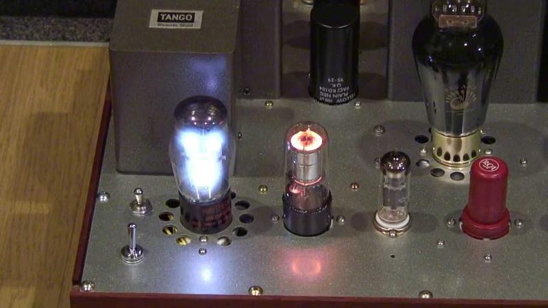 Psvane 300B CK1006 VR-90 5693 12BH7A tube power amp