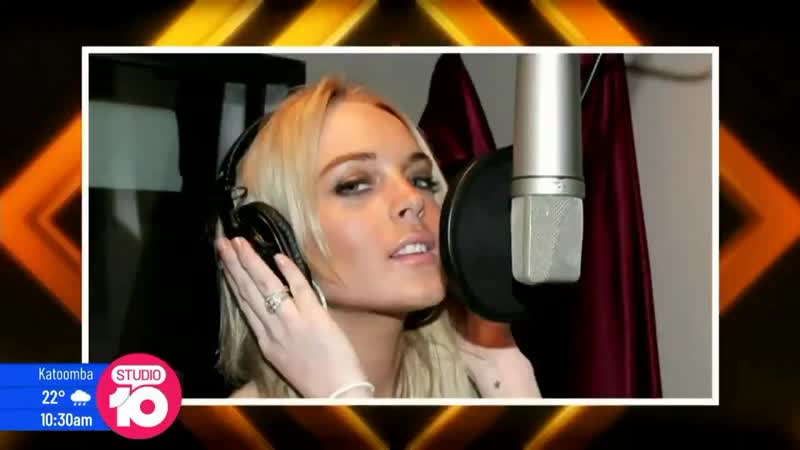 Exclusive Lindsay Lohan Dishes On 'The Masked Singer'