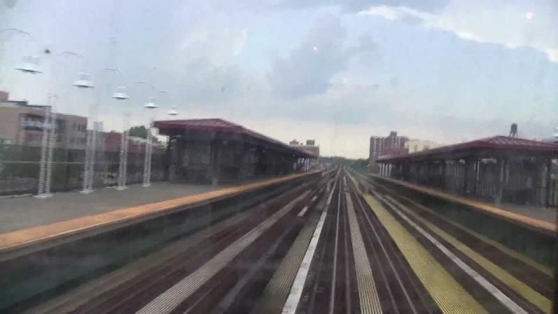 ᴴᴰ Low-V RFW Footage - East 180th Street-Gun Hill Road