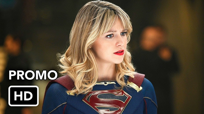 Supergirl 5x17 Promo Deus Lex Machina HD Season 5 Episode 17 Promo