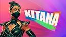 Китана Боевая Лига / Против Саб Зиро Джокера Спаун Джакс / Mortal Kombat 11