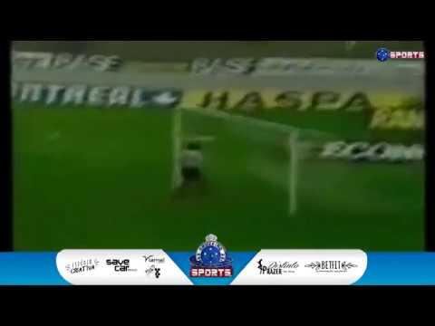 Parabéns Tostão o antigo pelo Primeiro Gol De Costas em clássicos no estado
