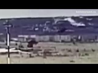 На Чукотке при крушении вертолета Ми-8 погибли четыре человека
