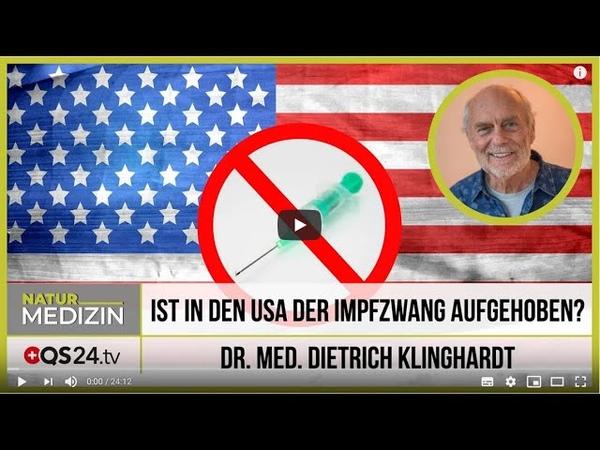 Reduzierung der Weltbevölkerung mittels Impfungen Dr. Dietrich Klinghardt entlarvt Bill Gates