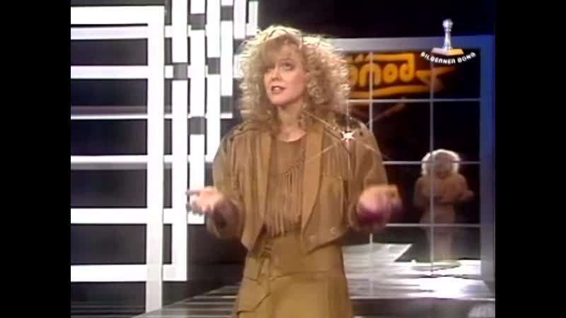 Inka Bause Tränen Bong 03 03 1988