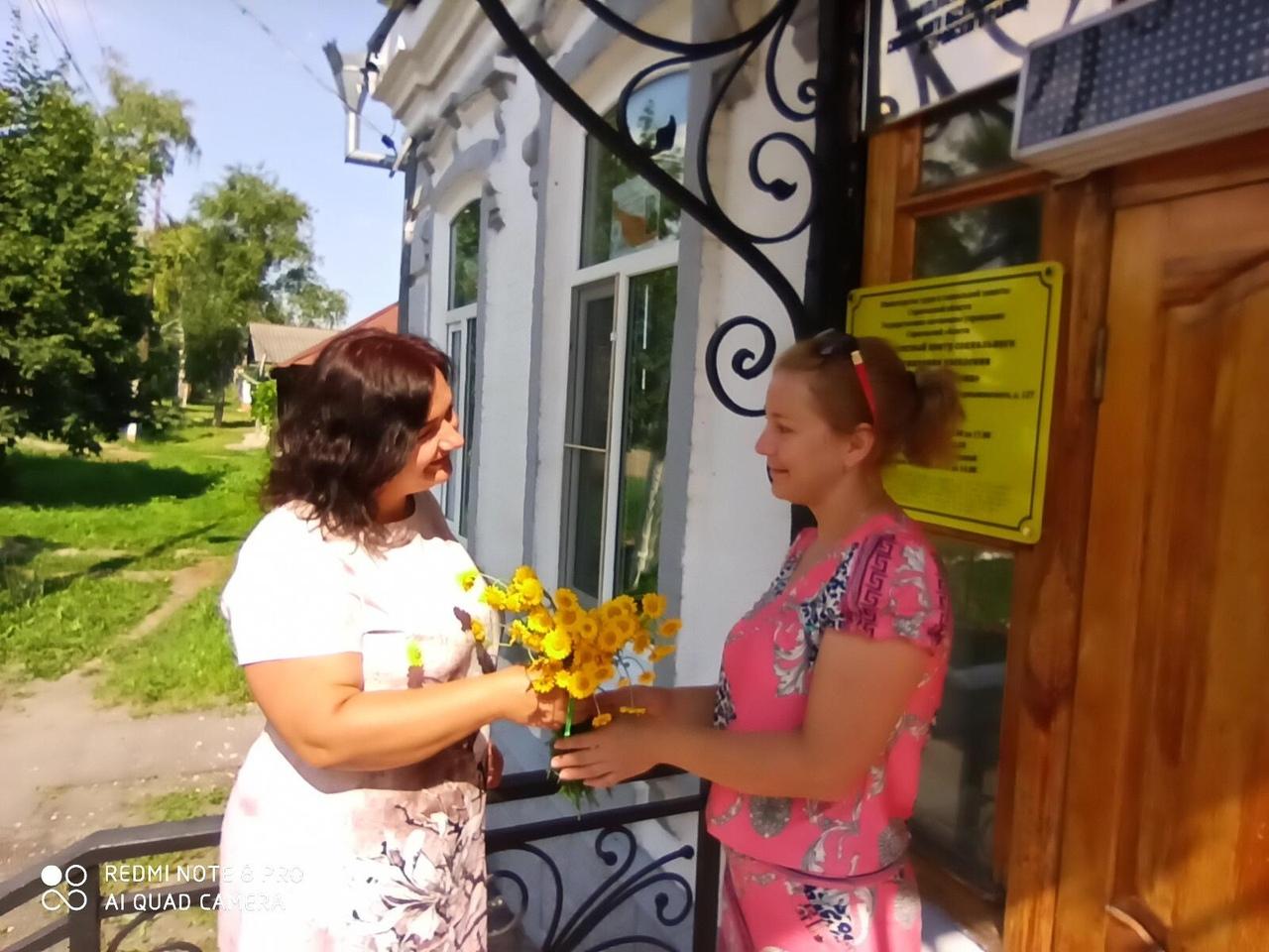 Центр социального обслуживания населения Петровского района проводит мероприятия, посвящённые Дню семьи, любви и верности