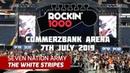 Seven Nation Army - The White Stripes - Rockin'1000 - Frankfurt 2019 (Multicam Good Sound)
