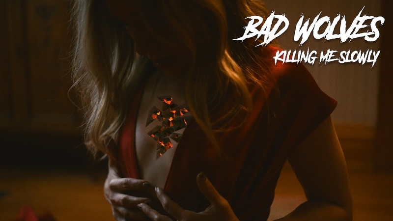Bad Wolves - Killing Me Slowly (Official Music Video)
