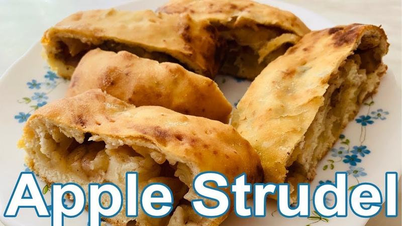 How to make Apple strudel My recipe