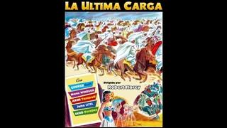 LA ULTIMA CARGA (Outpost in Morocco, 1949, Spanish, Full movie, Cinetel)