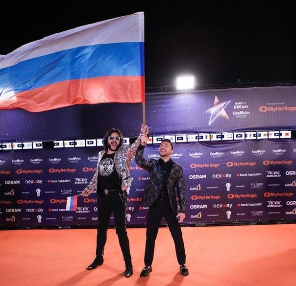 """""""Евровидение"""" официально открыли!"""