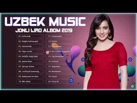 Uzbek Music albom 2019 yangi uzbek klip