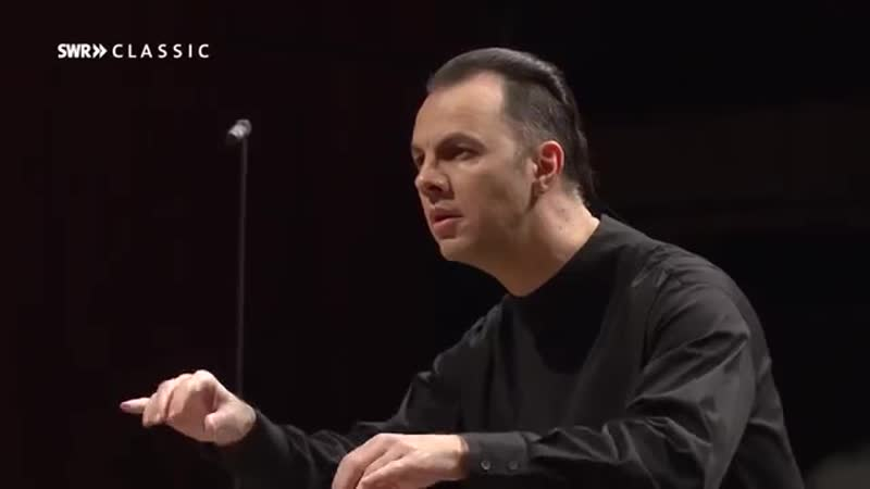 Teodor Currentzis Mahler Sinfonie Nr 1 Strauss Tod und Verklärung SWR Symphonieorchester