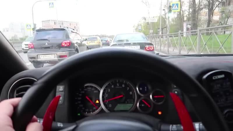 Sergey Stilov ВСТРЕТИЛИ ЧАЙЗЕРА. NISSAN GT-R в BOOSTMOTORS - что под замену