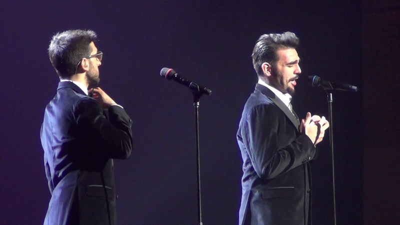 IL Volo Core 'ngrato Duet by Piero Ignazio February 6 2020 The best of 10 years