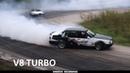 Volvo 940 Chevy 6.0L Huge Turbo Proper Smoke Machine